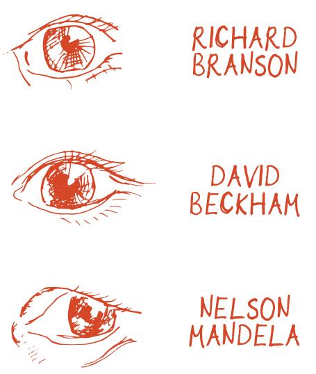 Eyes of an expert